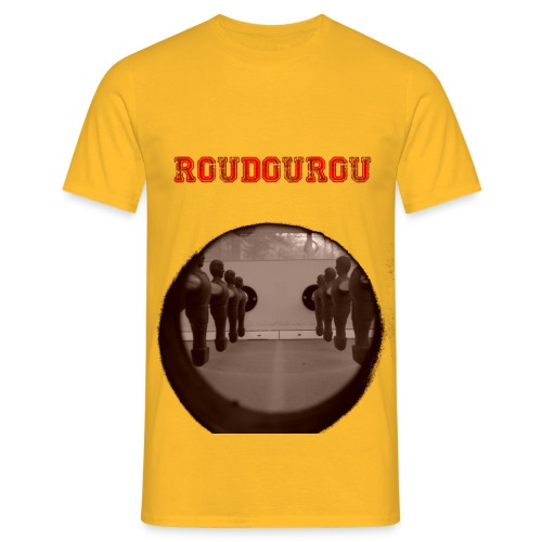 Baby Foot Le Roudourou png - T-shirt Homme