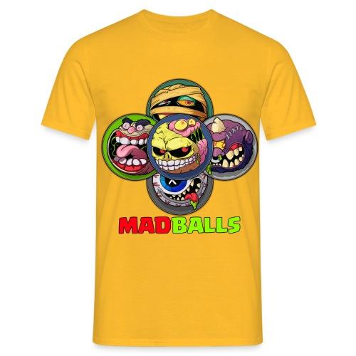 MADBALLAS png - Camiseta hombre