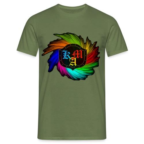 Spreadshirtcutout - Männer T-Shirt
