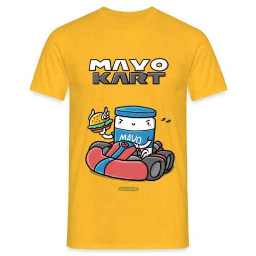 Mayokart - Männer T-Shirt