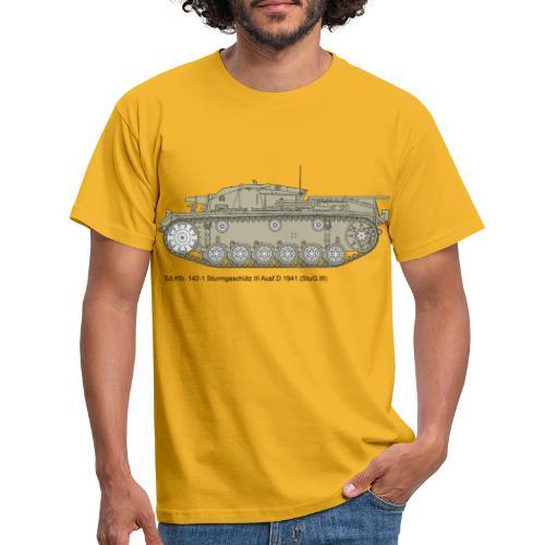 Stug III Ausf D. - Männer T-Shirt
