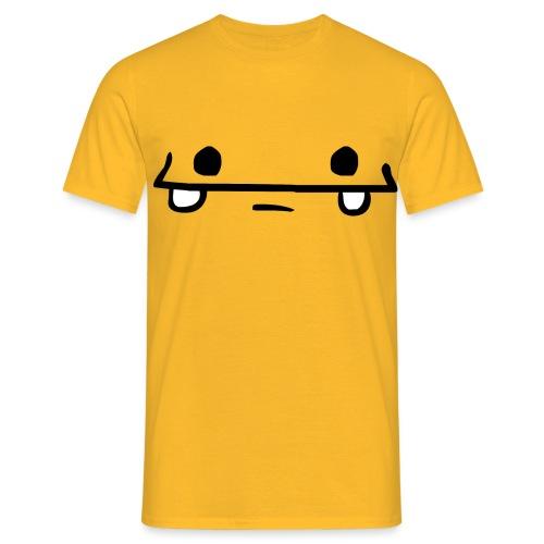 Face png - Männer T-Shirt
