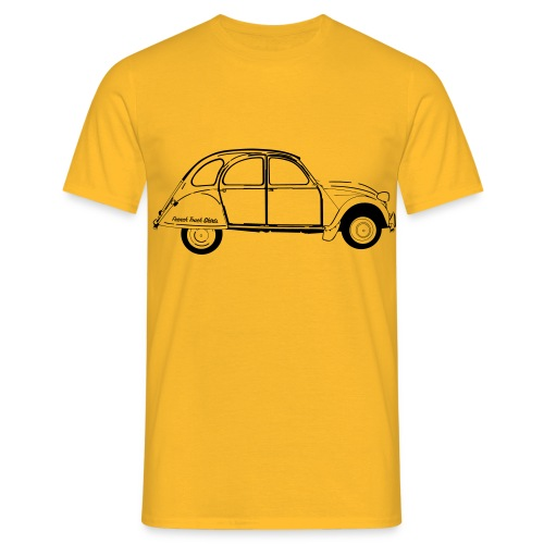 #frenchtouchshirt - T-shirt Homme