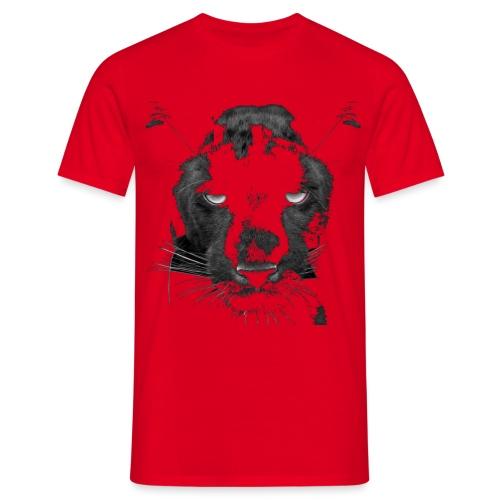 Pantere - T-shirt Homme