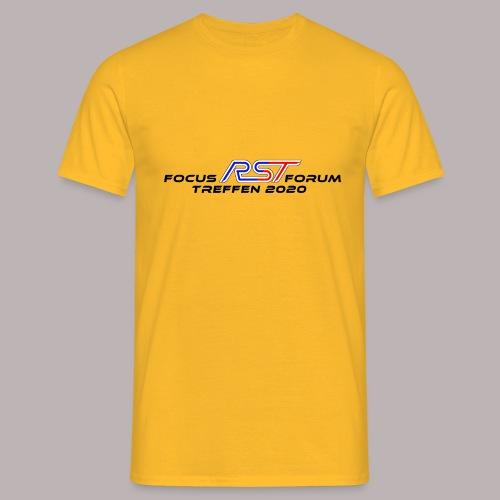 Treffen 2020 Shirt Herren - Männer T-Shirt