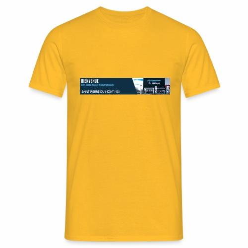 Saint pierre du mont - T-shirt Homme