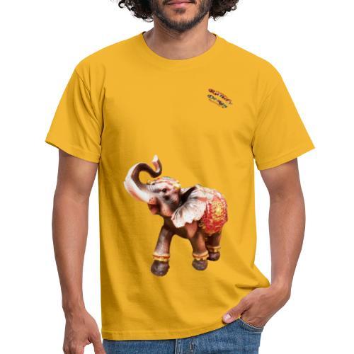 Elefant Junior Randy Design - Männer T-Shirt