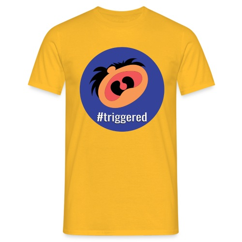 Triggered - Men's T-Shirt