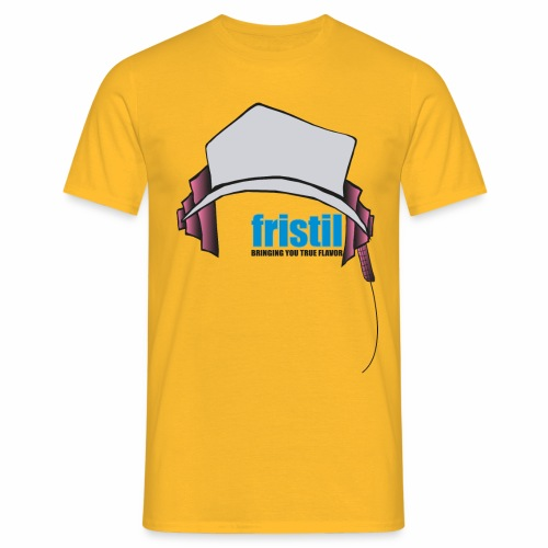 Cap - T-shirt herr