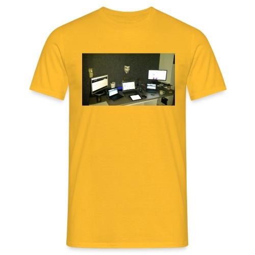 computer - T-shirt Homme