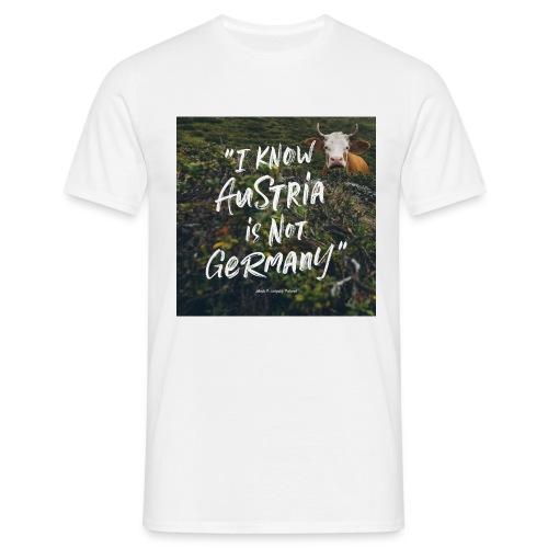 poster jakub - Männer T-Shirt