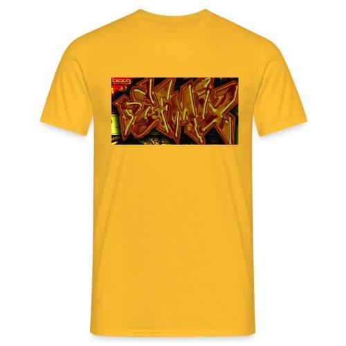 defmix top - Men's T-Shirt