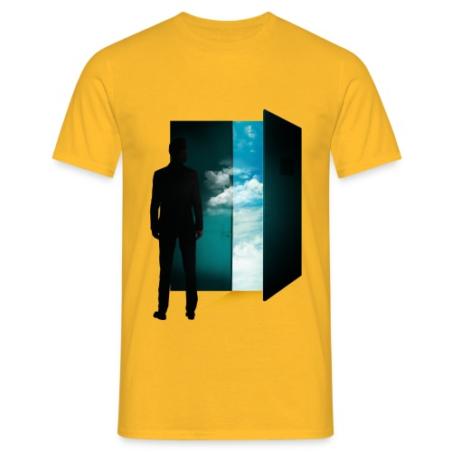 door - T-shirt Homme