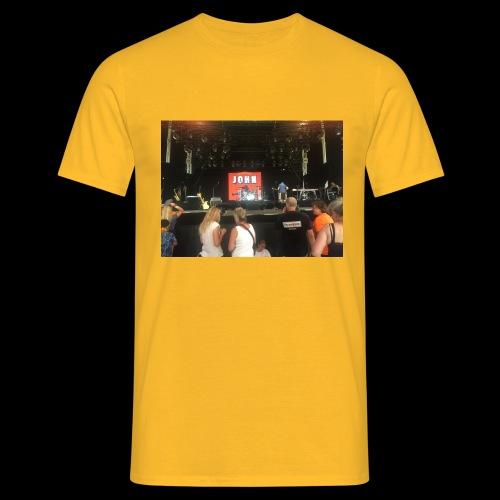 John Mogensen - Herre-T-shirt