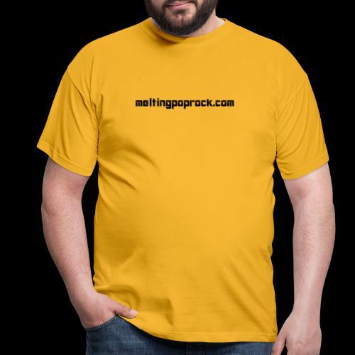 Adresse du site de Melting Pop Rock - T-shirt Homme