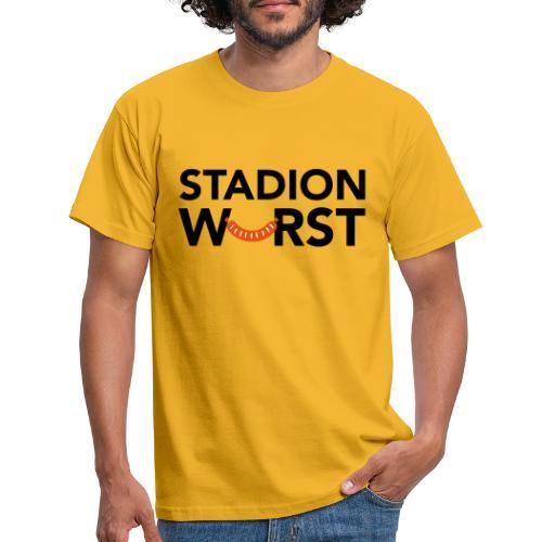 Stadionwurst - Männer T-Shirt