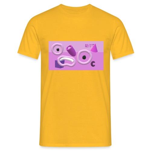 helpme - Mannen T-shirt