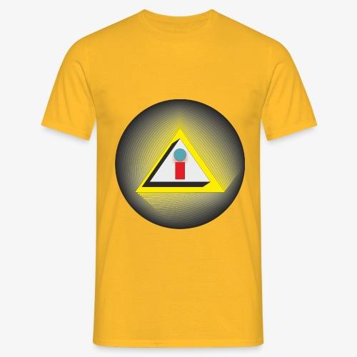 i - Camiseta hombre