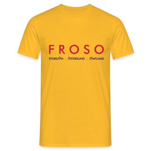 froso 2 - T-shirt herr