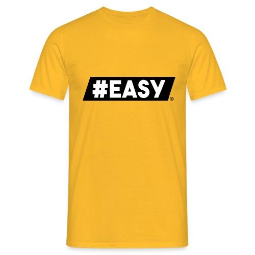 #EASY Classic Logo T-Shirt - Maglietta da uomo