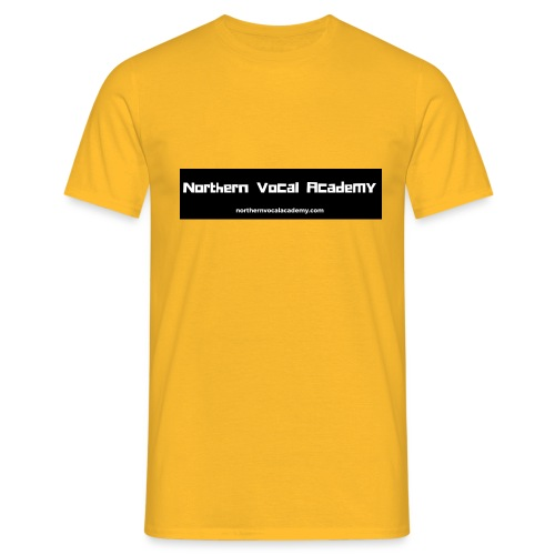 Northern Vocal Academy Logo - Men's T-Shirt