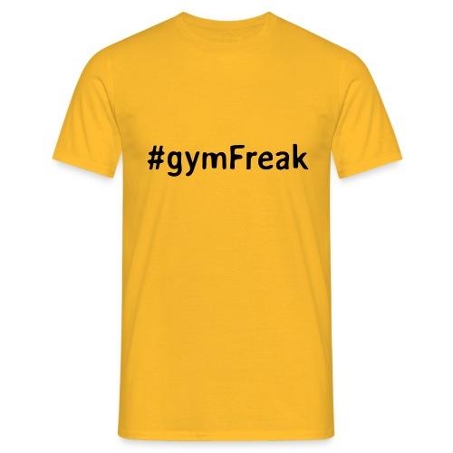 gymFreak Shirt - Männer T-Shirt