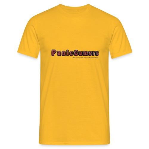 Maglia PanicGamers - Maglietta da uomo