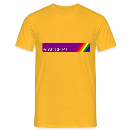 79 accept - Männer T-Shirt