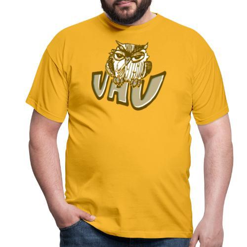 Uhu - Männer T-Shirt