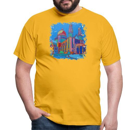 Bruessel - Männer T-Shirt