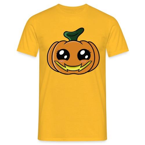Citrouille d'Halloween Kawaii ! - T-shirt Homme