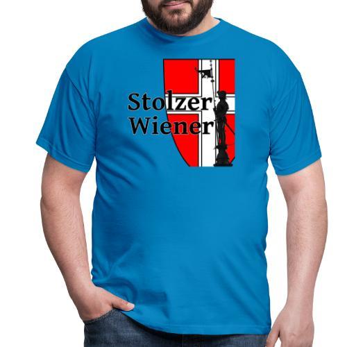Stolzer Wiener - Männer T-Shirt