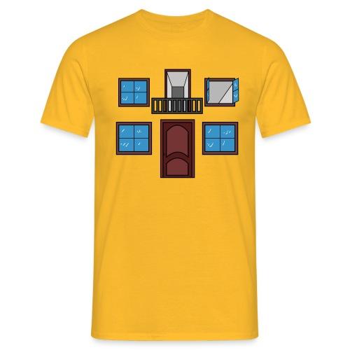 Window of the heart - Camiseta hombre