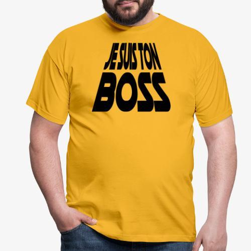Dark Boss - T-shirt Homme