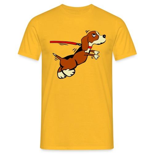 Kleiner Hund - Männer T-Shirt
