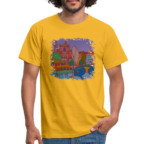 Ljubljana - Männer T-Shirt
