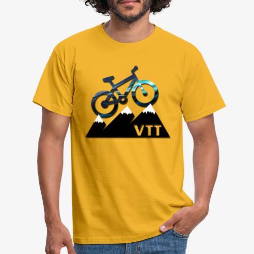 vtt - T-shirt Homme