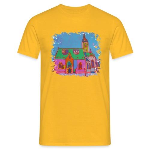 Zagreb - Männer T-Shirt