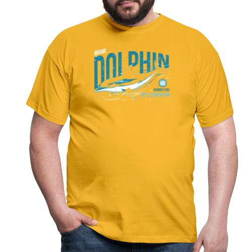 Miami Dolphin - T-shirt Homme
