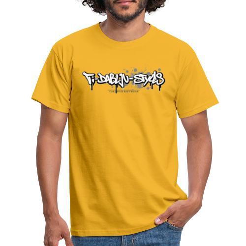 ti-dablju-styles_Logo - Männer T-Shirt