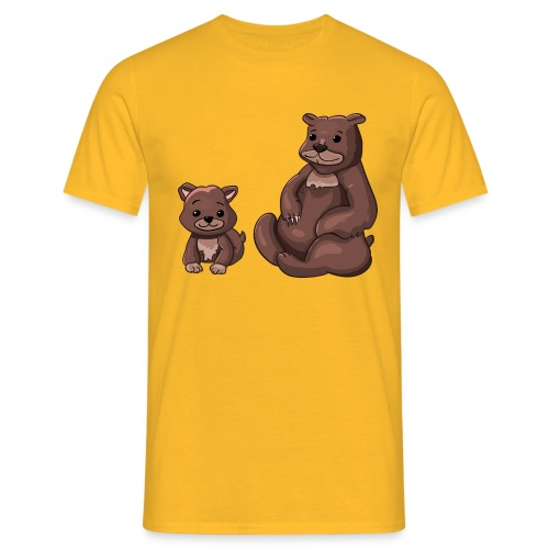 Gefährlicher Teamspieler - Männer T-Shirt