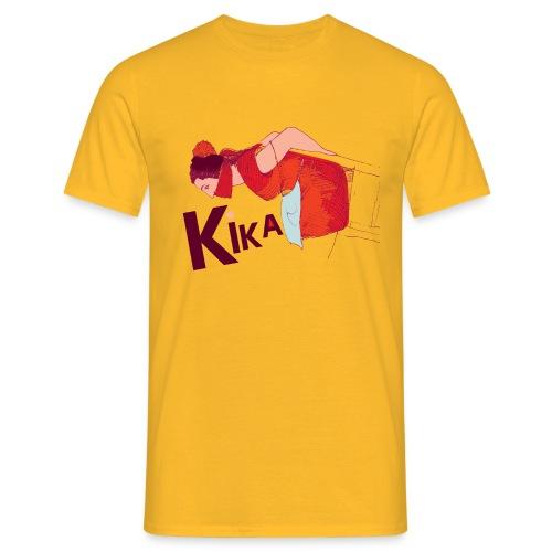 kika-png - Men's T-Shirt