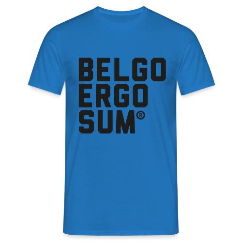 Belgo Ergo Sum - Men's T-Shirt
