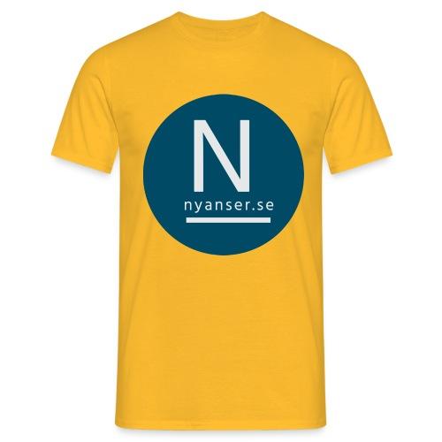 Nyanser.se mugg - T-shirt herr