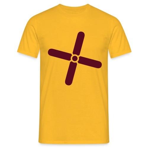 Break Even Plus - Herre-T-shirt