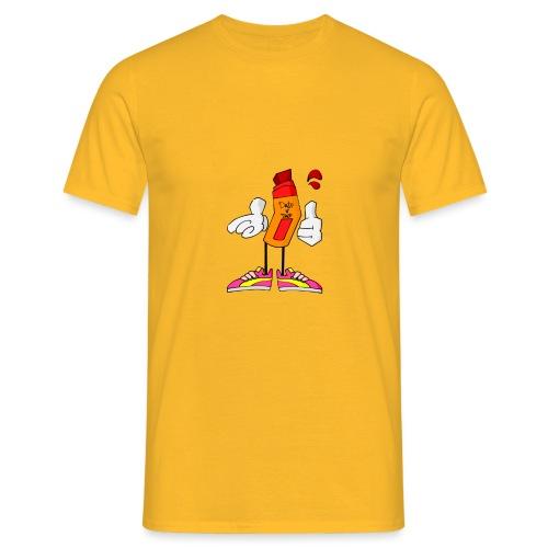 Drip N Drop - Maglietta da uomo