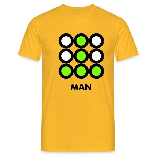 Man - Maglietta da uomo