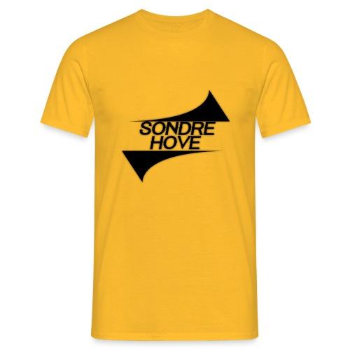 Sondre Hove - T-skjorte for menn