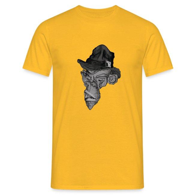 Monkey in the hat