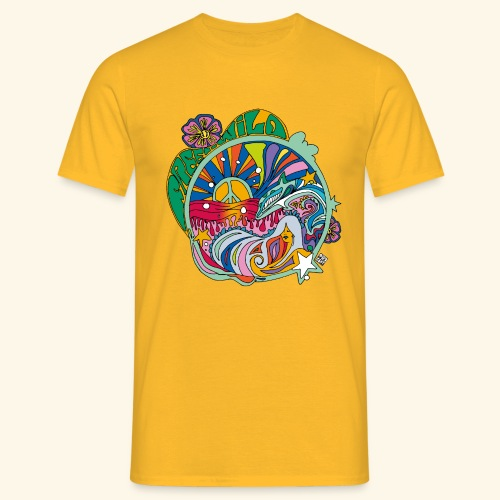 freenwild - Camiseta hombre